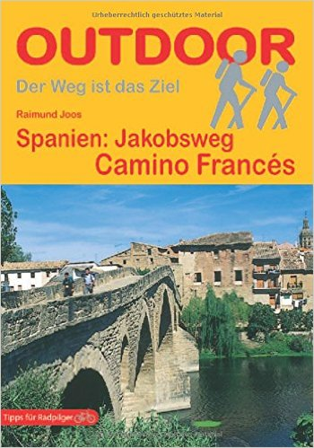 Buch Joos CaminoFrances 350x499